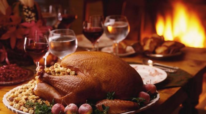 Indbydelse – Thanksgiving 2019
